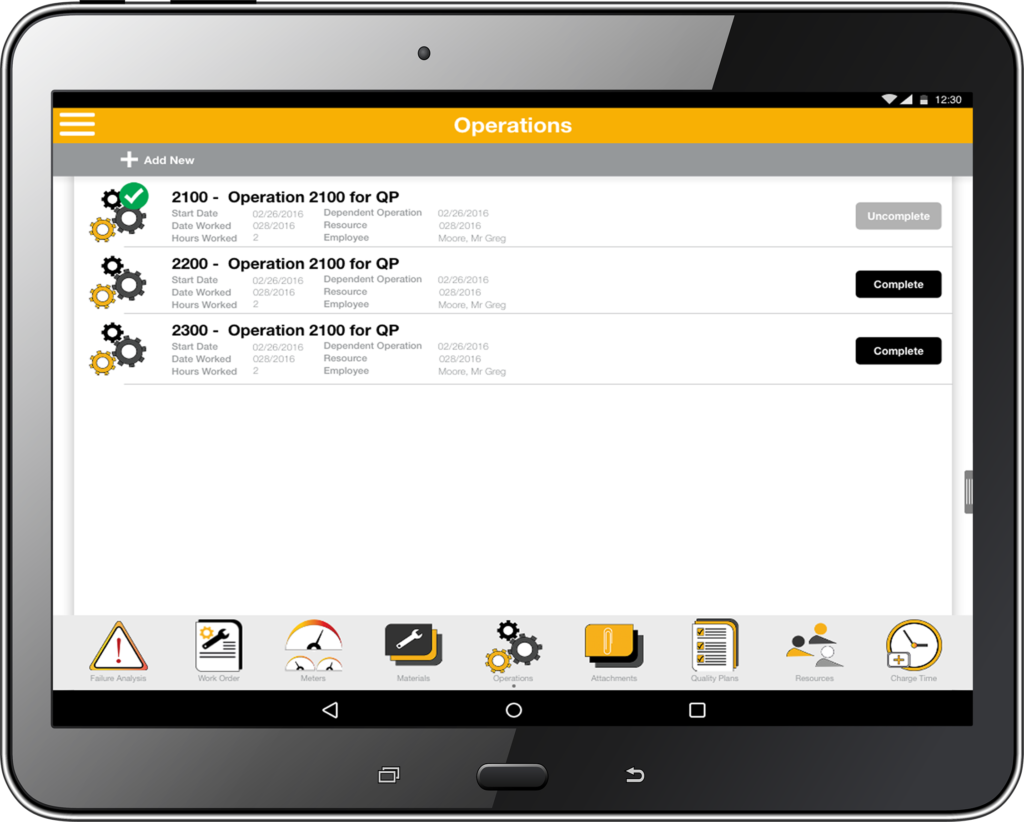 %Ventureforth %Mobile Solutions for Oracle
